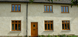 Hardwood Windows Devon